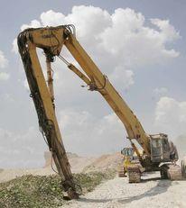 KOMATSU PC400LC – Longfront  Abbruchbagger / Demolition excavator Abbruchbagger