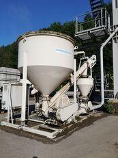 BENNINGHOVEN GRANULATE FEED SYSTEM Asphaltmischanlage