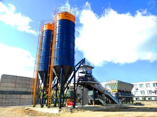 neue FABO FABOMIX COMPACT-120 CONCRETE PLANT | CONVEYOR TYPE Betonmischanlage