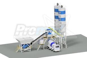 neue PROMAX Compact Concrete Batching Plant C100-TWN PLUS (100m³/h) Betonmischanlage