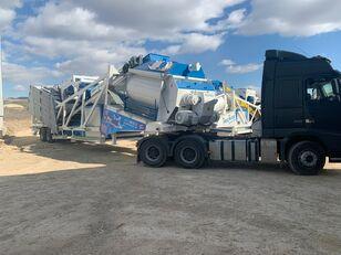 neue PROMAX Impianto di Betonaggio Mobile PROMAX M120-TWN (120m³/h) Betonmischanlage