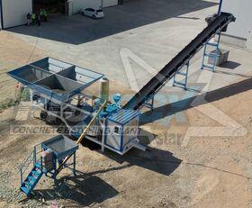 neue PROMAX Мобильный бетонный завод М35-ПЛНТ (35 м³/ч) Betonmischanlage