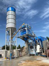 neue Plusmix 60m³/Hour MOBILE Concrete Plant - BETONNYY ZAVOD  Betonmischanlage