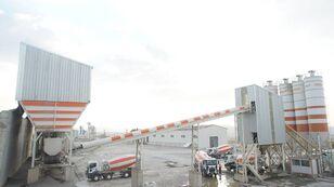neue SEMIX   240 m³/ h Betonmischanlage