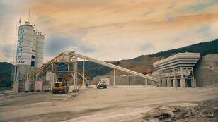 neue SEMIX Estacionaria 130 SEMIX PLANTAS DE HORMIGÓN ESTACIONARIAS 130m³/h Betonmischanlage
