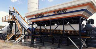 neue SEMIX  MOBILE CONCRETE BATCHING PLANTS 60m³/h Betonmischanlage