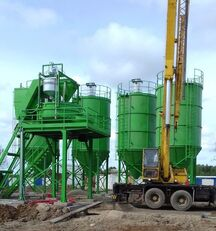 neue SUMAB OFFER! T-100 (100m3/h) Stationary concrete plant Betonmischanlage