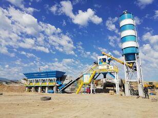 neue PROMAX КОМПАКТНЫЙ БЕТОННЫЙ ЗАВОД C100 TWN-L (100м³/ч)    Betonmischanlage