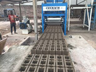 neue CONMACH BlockKing-25MS Concrete Block Making Machine -10.000 units/shift Betonsteinmaschine