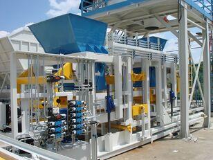 neue SUMAB OFFER! R-1000 (2000 blocks/hour) Stationary block machine Betonsteinmaschine