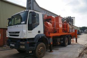 DANDO Watertec 40 1,000m depth supplied with service truck Bohrgerät