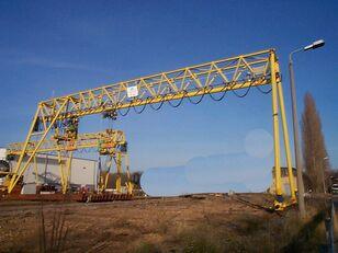 Gantry crane 28m span Portalkran