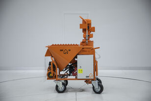 neue EMPATİ MAKİNE EMP Q4 Plastering Machine Putzmaschine