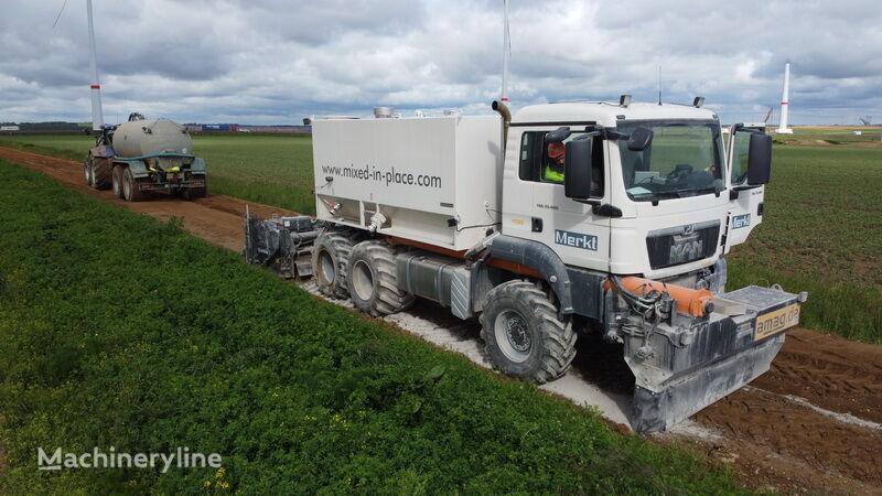 neuer WIRTGEN WS250 Recycler