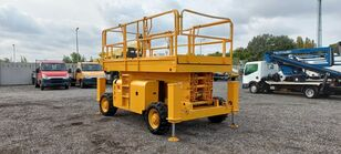 HAULOTTE H15SX - 15m, 4x4, diesel Scherenbühne