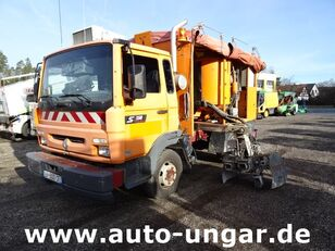 RENAULT S150 GSR Meteor Graco Markiermaschine Hofmann Straßenmarkierungsmaschine