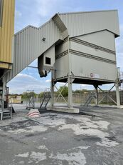 BENNINGHOVEN 300 t  Hot mix storage silo Zementsilo