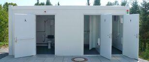 CONTAINEX Sanitary Container - 20 Fuß