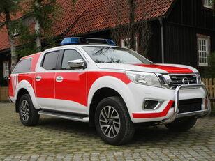 Nissan Navara N-Connecta Einsatzwagen